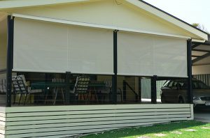 Ziptrak Patio Blinds Melbourne