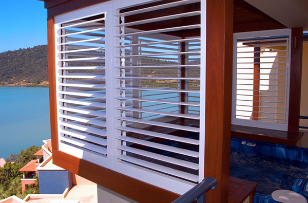 Cafe Shutters Blinds Melbourne
